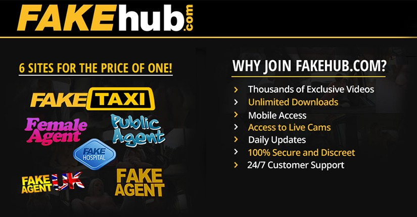 FakeHub – $17.45 for 30 days