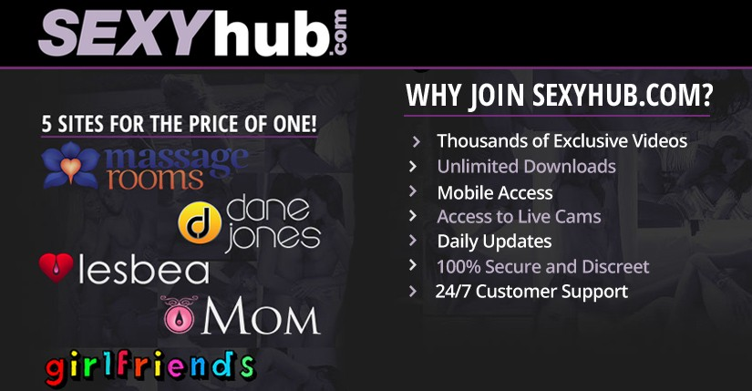 SexyHub – $17.45 for 30 days